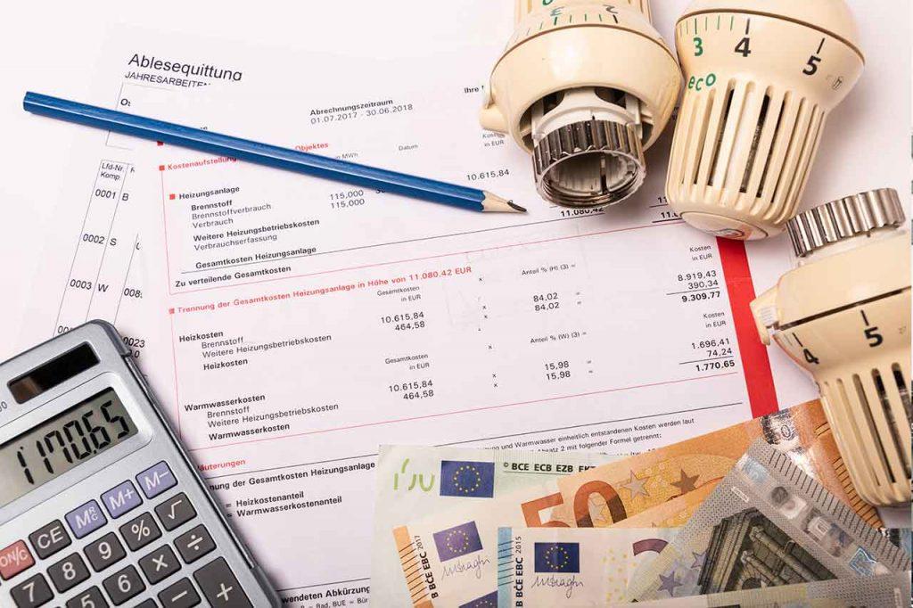 Kanzlei Dr. Koops Idstein |Beitrag zur Wohnraummiete |Betriebskosteneinrichtung